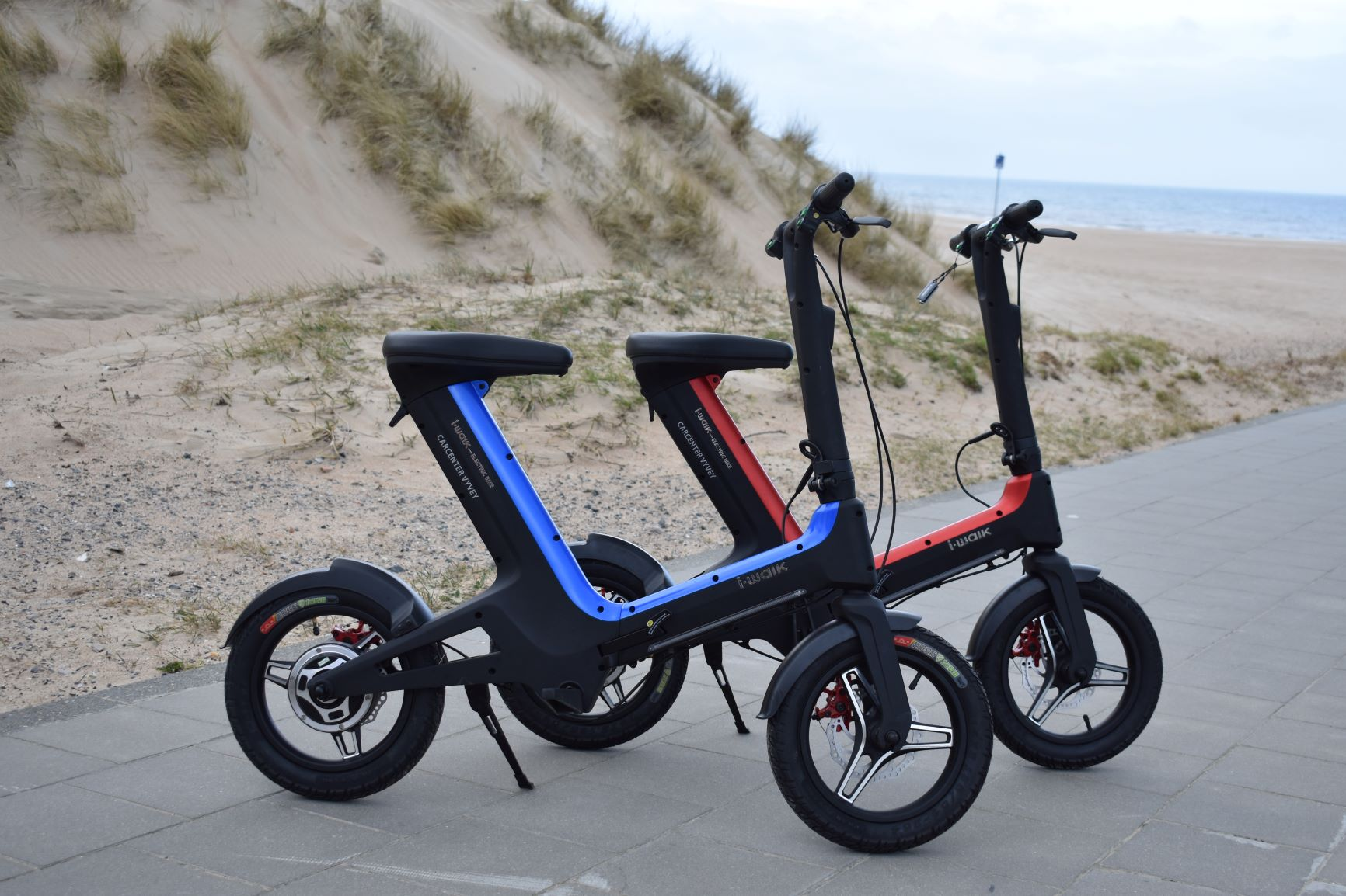 Urban E-scooter